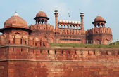 Lal Qila - Red Fort — Stock Photo