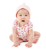 East Asian baby girl — Stock Photo