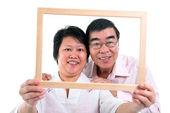 Southeast Asian couple — Stock Photo