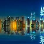 Kuala Lumpur Malaysia. — Stock Photo #22314987