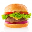 Beef burger — Stock Photo #24367175