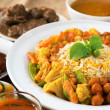 Indian food — Stock Photo