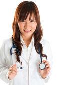 Medical student. — Stock Photo