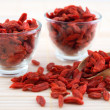 Goji berry, wolfberry or lycium — Stock Photo #26546831