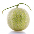 Stock Photo: Rock Melon fruit.