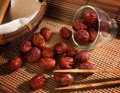 Chinese jujube — Stock Photo