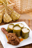 Lemak Lemang — Stock Photo