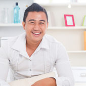 Asian man — Stock Photo
