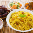 Arab rice — Stockfoto