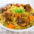 Arabic mutton rice. — Stock Photo #27559005