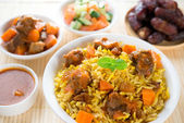 Arabian rice — Stock Photo