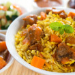 Arabic rice — Stock Photo