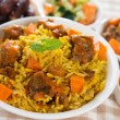 Stock Photo: Arab dish