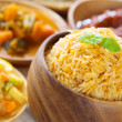 Stock Photo: IndiBiryani rice