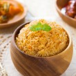 Indian meal biryani rice — Stock Photo #27865169