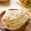 Indian Chapati or chapatti — Stock Photo #27865229
