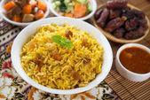 Arabian rice — Stock Photo
