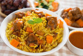 Arab dish — Stock Photo