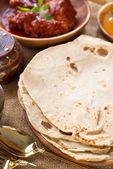 Chapati — Stock Photo