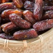 Dates fruit. — Stock Photo