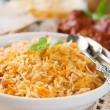 Fresh cooked Indian rice — Stock Photo