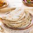 Chapatti roti — Stock Photo #28914361