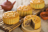Mooncakes — Stock Photo