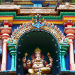 Stock Photo: Batu caves IndiTemple