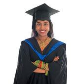 Indian university student portrait — Stock Photo