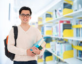 Asian adult student — Stock Photo