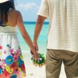 Couple holding hands — Stock Photo #32864267