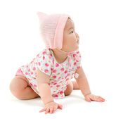 Asian baby girl — Stock Photo