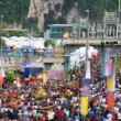 Stock Video: Thaipusam festival
