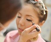 Bridal make up — Stock Photo