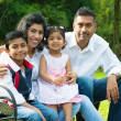 Happy Indian family — Stock Photo #38848019