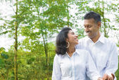 Indian couple — Stock Photo