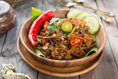 Mi goreng — Stock Photo