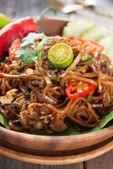 Indonesian and Malaysian cuisine — Stock Photo