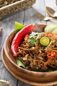 Mee goreng mamak  — Stock Photo