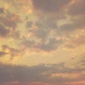 Vintage sky texture — Stock Photo