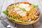 Dry Instant Noodle — Stock Photo