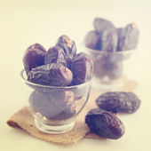 Kurma dates — Stock Photo