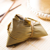 Chinese Rice Dumplings — Stock Photo