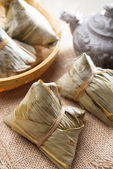 Rice Dumplings — Stock Photo