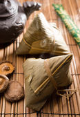 Asian Rice Dumplings — Stock Photo