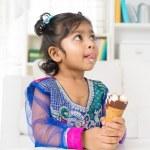 Eating ice cream.  — Stock Photo #46721593
