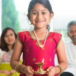 Diwali or deepawali — Stock Photo #47663481