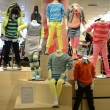 Fashion dummy dressed in trendy comfortable kids clothing — ストック写真