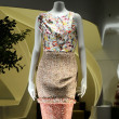 A fashion dummy dressed in trendy luxury clothing — ストック写真