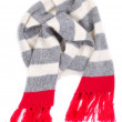 Striped scarf — Stock Photo #14175235